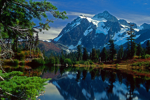 cole-james:  Mount Shuksan (by Keith Willits Photo)