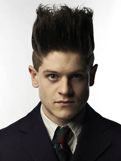 Iwan Rheon as Spring Awakening's Moritz Stiefel.