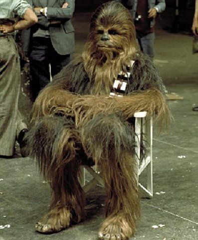 voristrip:  Chewbacca: The Untold Story by thebubblegumgang … | Distracted by Star Wars