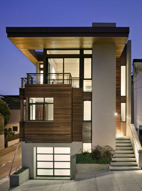 House in San Francisco designed by SB Architects