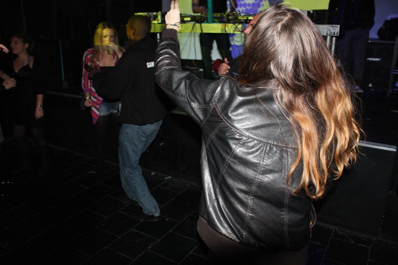 NYE 2011/12 Event Pics, Just A Lil Taste Of The (2) Spots I Played , First Was The All White Interior Of Vanilla on Great Titchfield St W1, Then On To The All Night Warehouse Vibe Of The Purple Turtle In Camden