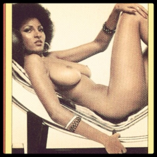 chicmakeupgeek:  Pam Grier is still one of the baddest… (Taken with instagram)