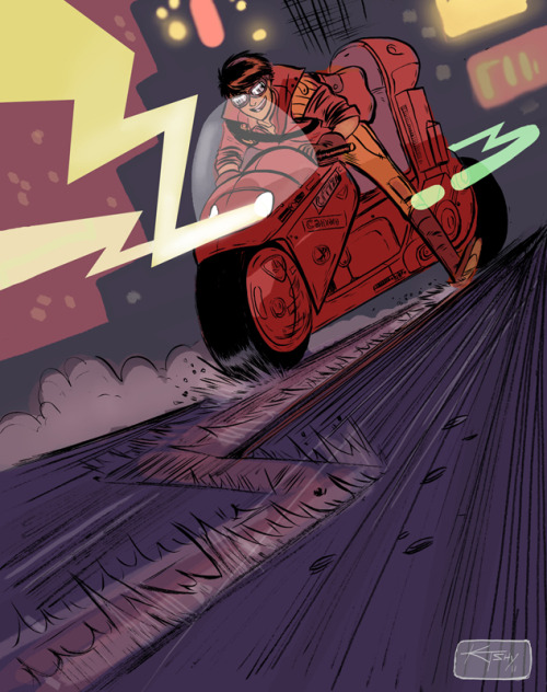 Thats Mr Kaneda to you punk by ~ktshy