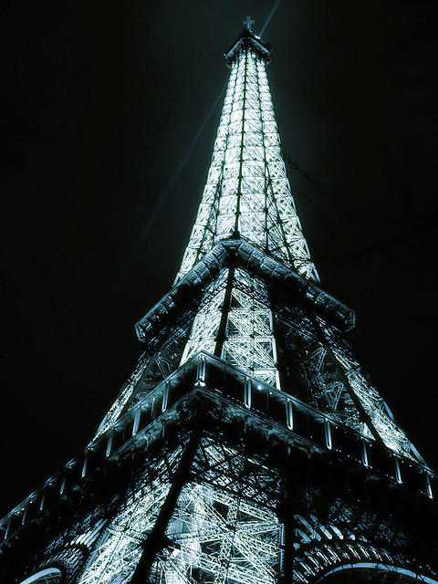 Eiffel by Saresky on Flickr.