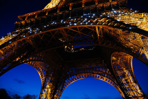 Eiffel by mvdelrosario217 on Flickr.