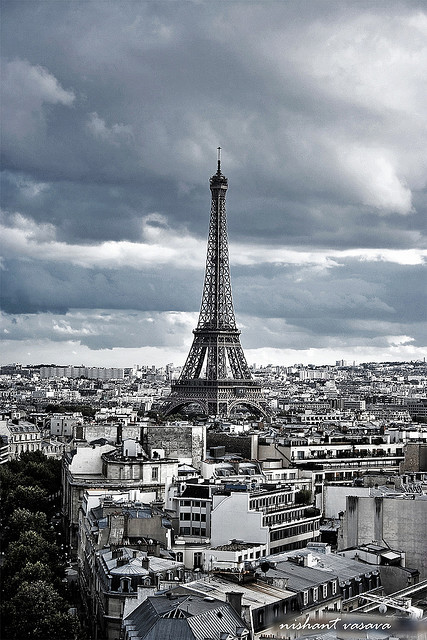 Eiffel tower by flickr_eye on Flickr.