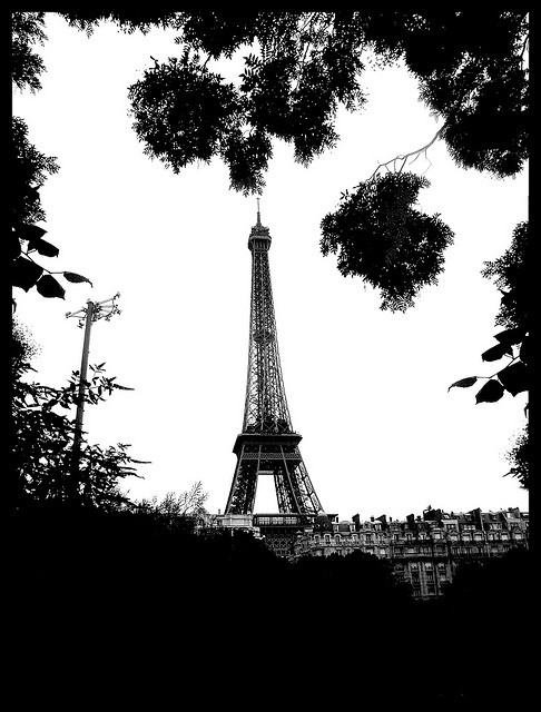 Eiffel by Lightsurgery on Flickr.