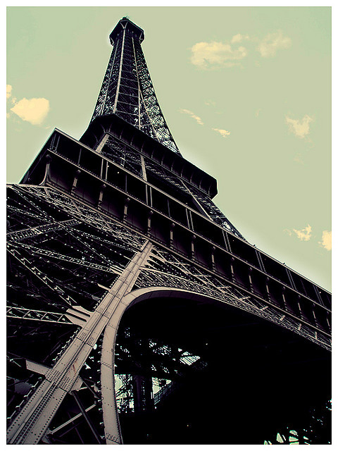 Eiffel Tower by immortal91 on Flickr.