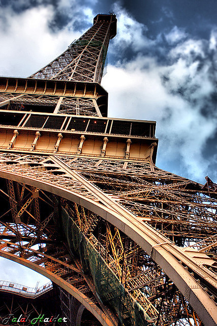 Eiffel Tower by talal.haider on Flickr.