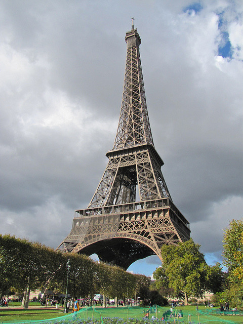 Eiffel by Carol Castro on Flickr.