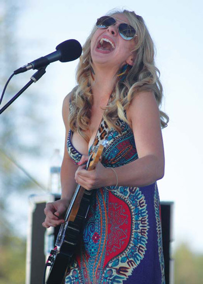 Samantha Fish Photo by Steve Hecht. Read our interview with the 22-year-old blues phenom.