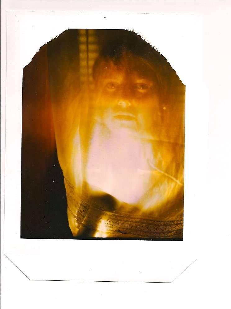 4x5 Polaroid  Photograph taken by Adrienne Quilliam