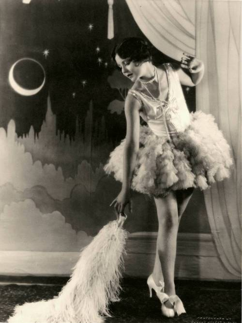 Nancy Carroll, 1920s