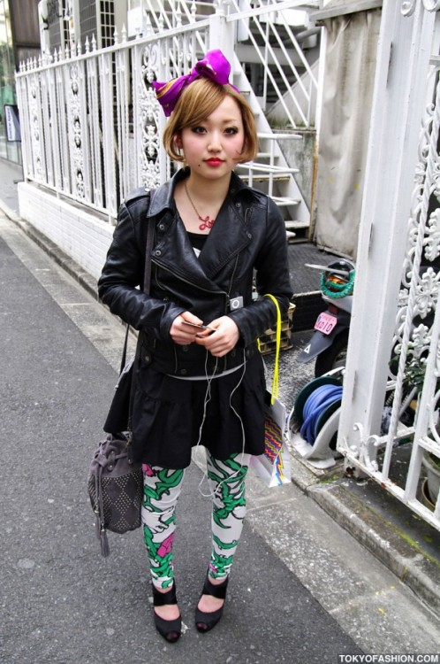 On the streets of Shibuya: !G