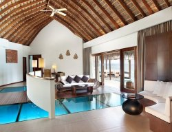 micasaessucasa:  Ocean Haven Suite @ W Maldives Retreat