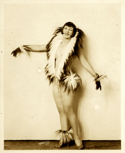 whataboutbobbed:  Jean Bodine in Parisian Flappers, 1929