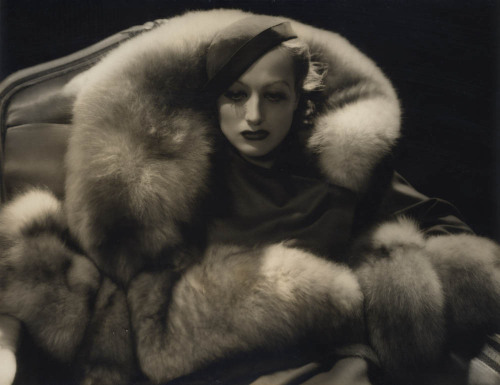 wehadfacesthen:  Joan Crawford, 1930s via venusofrags