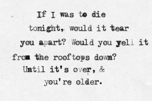 Seether - Tonight Submitted by azuresnowflake.tumblr.com