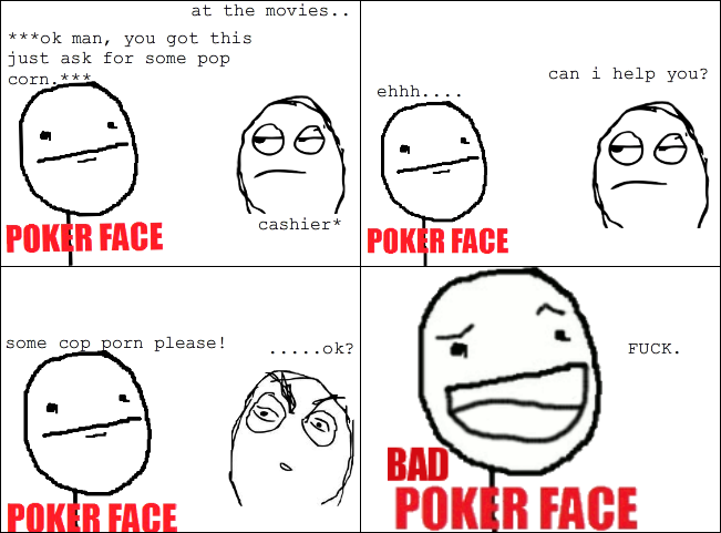 no! pop corn!