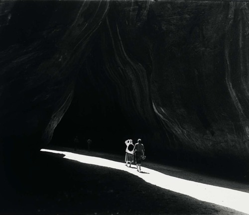 Todd Webb Georgia O'Keeffe, Glen Canyon, 1961