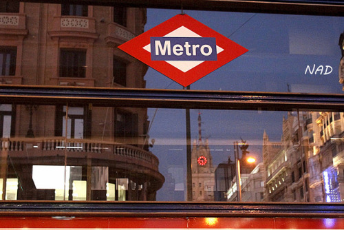 Metro Callao by Colore-arte on Flickr.