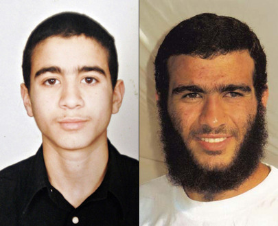 "leptiir:  Above is a picture of Omar Khadr, abducted at 15, now 25 years old, he has spent a third of his life at Guantánamo Bay for a crime he never committed.   ""Khadr is accused of throwing a grenade that killed a U.S. soldier in 2002 and conspiring with Al Qaeda. There is no credible evidence to substantiate the charges, some of which date to when he was 11 years old. Charges were not even brought against him until 2007. If convicted, the Obama administration will seek a life sentence for Khadr, prosecutor David Iglesias indicated. Army Col. Pat Parrish, the tribunal's presiding judge, on Monday denied defense appeals to bar confessions Khadr made under torture. In hearings held in May an unnamed U.S. military officer admitted that his interrogation unit threatened to gang rape and kill Khadr if he did not cooperate with an interrogation session at Afghanistan's notorious Bagram air base in 2002. A U.S. military psychiatrist has said that Khadr, who has now spent a third of his life at Guantánamo, is under extreme psychological stress after years of living through torture, abuse and appalling conditions. He has been subjected to stress positions, beatings, humiliations—including being used as a ""human mop"" to clean up urine, threatened attack with dogs, long periods of extreme isolation and sensory as well as sleep deprivation. (Read more here)  How come we barely hear about cases like these in the news? If it happend to a white christian male, we would constantly hear about it, but when it happens to a muslim from Afghanistan, silence.  Omar Khadr has himself said:   Khadr wrote to his Canadian attorney Dennis Edney, on May 27. ""And if the world doesn't see all this, to what world am I being released to? A world of hate … and discrimination.""   Lt. Col. Frakt has said:  ""It is appalling that the Obama administration is allowing charges to go forward in the military commissions against Omar Khadr. Clearly, Omar Khadr, as a juvenile of 15 at the time of his alleged offences, could not be tried as an adult in federal court, so they are allowing him to be tried as an adult in the military commissions, potentially making him the first child soldier to be tried and convicted as a war criminal in world history."" (Read more here)"