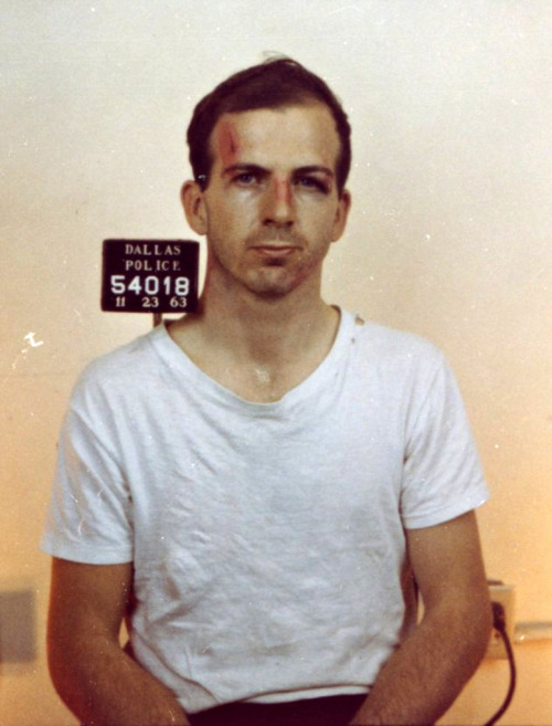 toninetica:  Lee Harvey Oswald, Dallas Inmate #54018, November 23, 1963