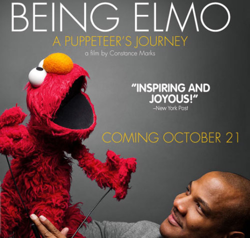 "bearbaire:  #2 Being Elmo: A Puppeteer's Journey Watched this today. Story of a man who dreamed of being on Sesame Street and made it in a big way. I can't say anything bad about it, but the ""follow your dreams"" moral of the story isn't exactly refreshing or new. The behind the scenes Muppets stuff is fun and seeing Clash's dreams come true is hard not to get sappy for, but altogether if you're not a Muppets fan, this isn't really a documentary for you. That being said, if you aren't a Muppets fan, I have absolutely nothing to say to you. Side note: Whoopi Goldberg's in it.     I watched this recently on Netflix Instant Watch. It's an excellent biography. It made me appreciate Elmo (Elmo debuted in the early 80s - right when I was little - but Elmo-mania really exploded in the 90s. I don't really remember him from my childhood) and a greater appreciation for Kevin Clash. This movie truly is inspiring and uplifting."
