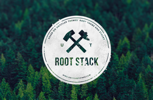 untitledthemes:  Root-Stack is now available! Preview it here and install it here.
