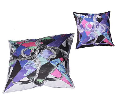 High Tide pillow covers with Antti Uotila