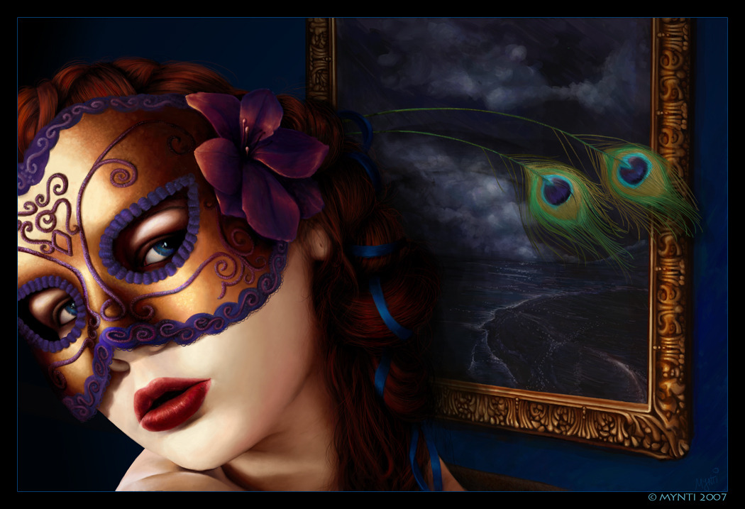 La Masque by `mynti