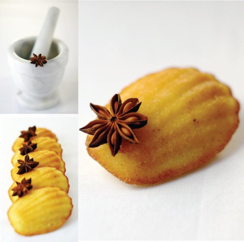 Recipe: Orange Anise Madeleines