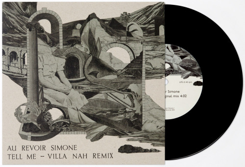 Tell MeCover for a remix by Villa Nah for Au Revoir Simone
