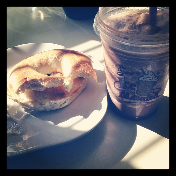 Breakfast… #janphotoaday (Taken with instagram)