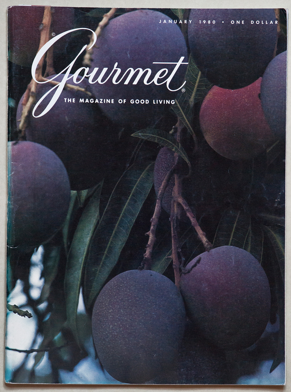 Gourmet: January 1980