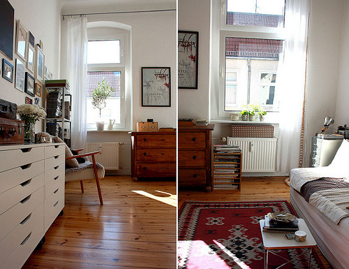 roomy and bright home (by klara.kristina)