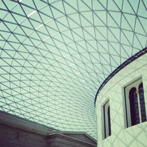 Great Court at the British Museum by Foster Partners