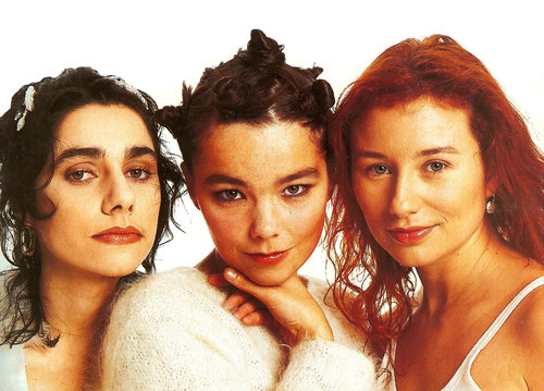 *PJ Harvey, Björk and Tori Amos