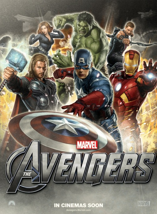 New promo for The Avengers: http://thechrisevansblog.blogspot.com/2012/01/new-avengers-promo.html