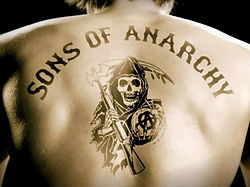 Currently ADDICTED #sonsofanarchy #netflix
