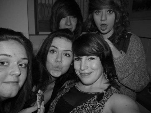 I love Amy's face in this!