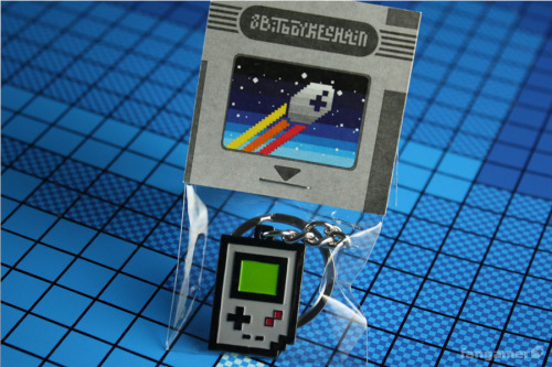 it8bit:  8-Bitboy Keychain Available for $10 USD at Fangamer. (via: copiouslygeeky)  This would match my iPhone cover