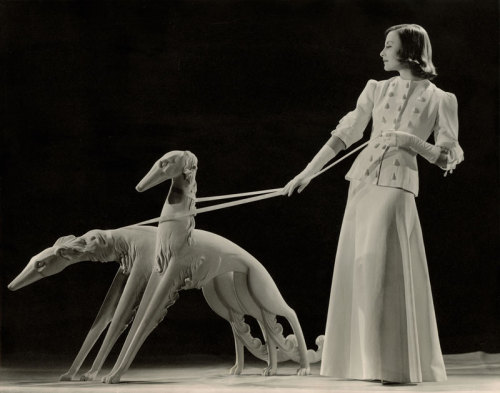 Michelle Morgan, 1940 © Ernest Bachrach / Fondation John Kobal