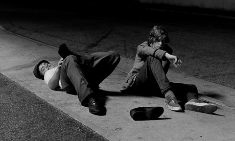 Photograph by Joseph Szabo. I wonder if these kids new that The Strokes were going to straight up steal their look in thirty years…
