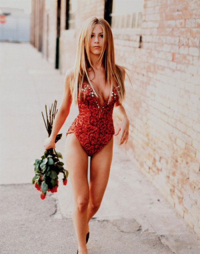 joetisor:  ellisvc:  I did not realise Jennifer Aniston was THIS hot  Favourite picture of her ever.