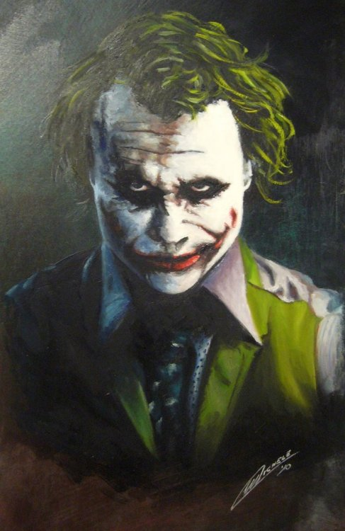 Joker - by MicheleNucera Blog || DeviantART