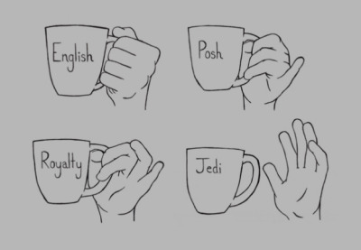 jedigrrrl: How do you drink your tea?