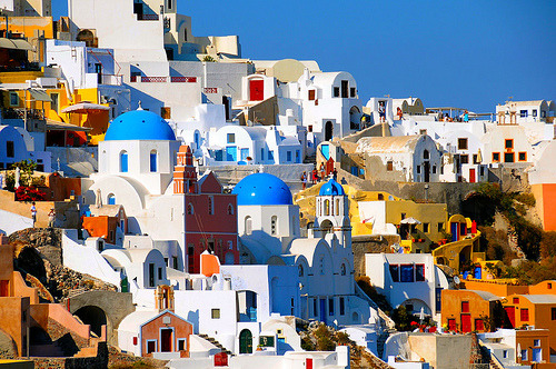westeastsouthnorth:  Oia, Santorini, Greece