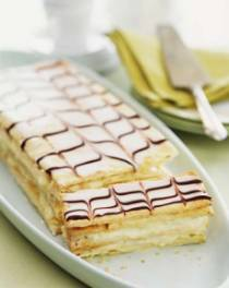 French Napoleons. Click the photo for link to the recipe!