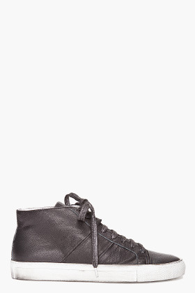 Surface to Air Overdyed Mid Top Sneakers @ Ssense.com Mom: Ethan I don't spend half of that on new shoes and I'm a woman.  Me: …        ..       .       ……………       What the fuck does that have to do with ANYTHING?       (walks away shaking head)
